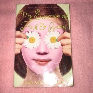 Other - My Summer of Pink & Green by Lisa Greenwald 🌸